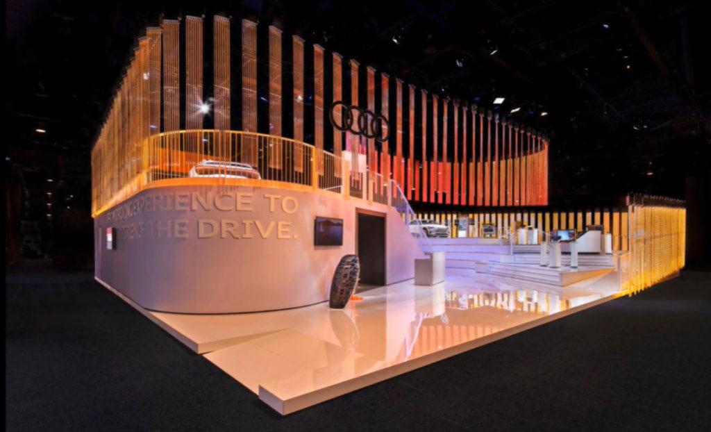 Audi electronics CES 2019 2