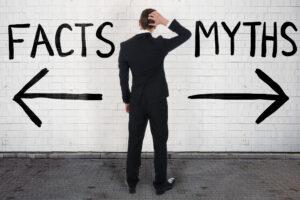 Mitos en los Eventos de Exhibicion